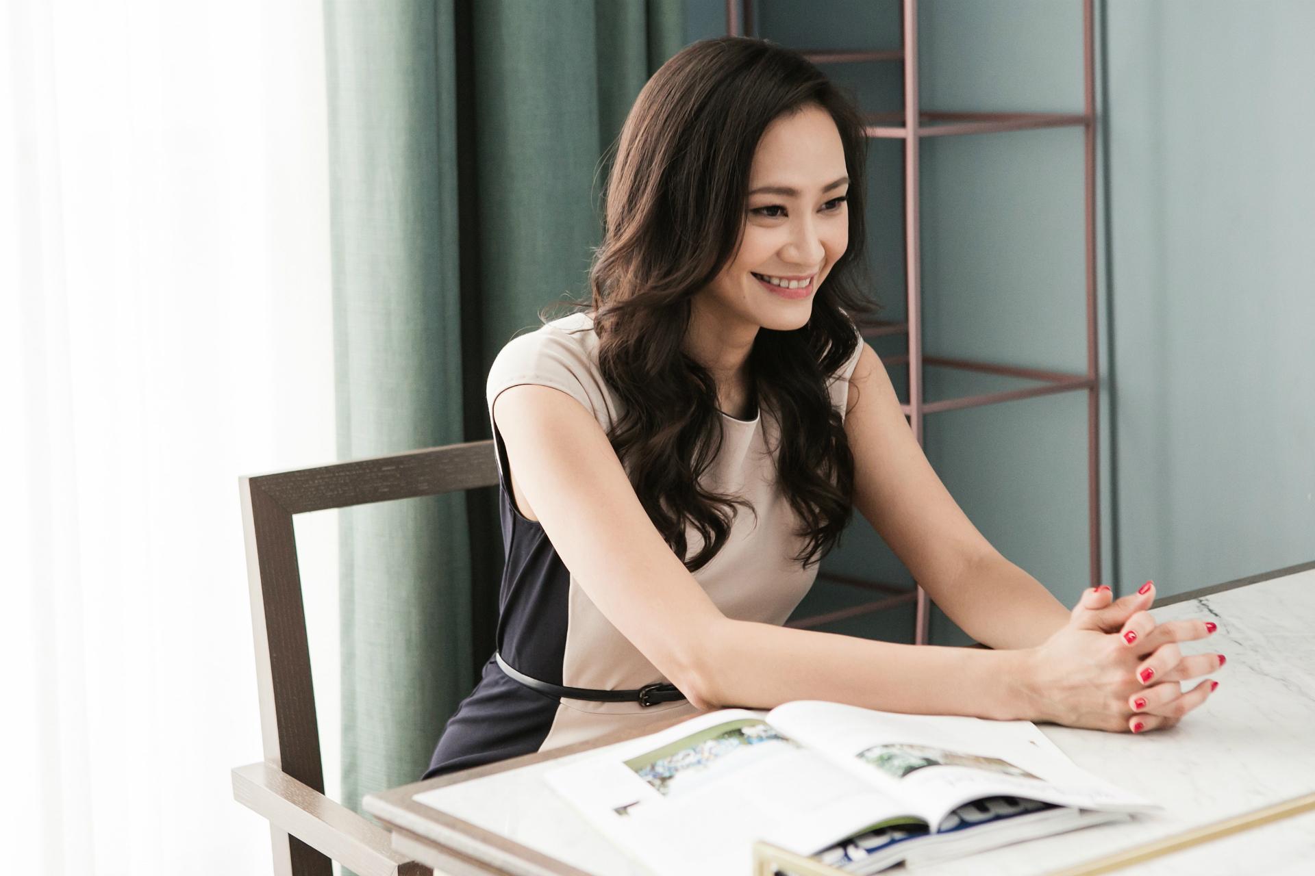 飯店業要的不是典型的人才,你和她一樣敢創新嗎? – 新竹豐邑喜來登飯店執行長 Cecily Liu