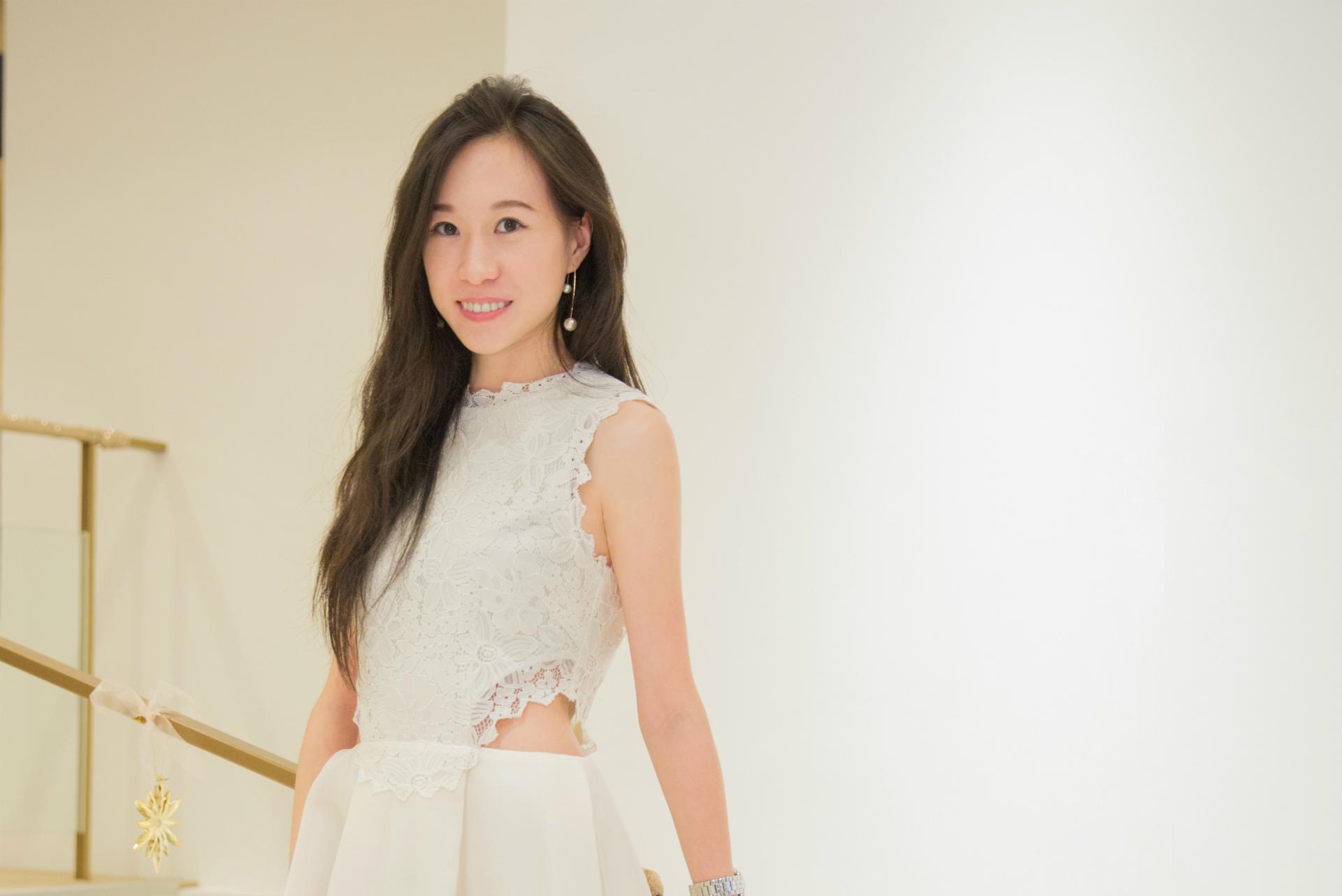 不光有熱情,她精準分析市場將美國髮飾品牌帶進台灣 – L. Erickson 大中華區總代理商創辦人 Eileen Ueng