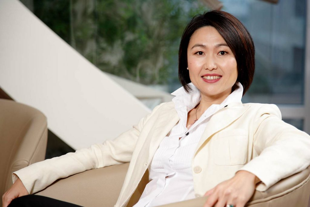 她幫助你的職涯和企業轉換更適得其所 - 國際企業教練、組織暨人資顧問 徐明賢 Judy