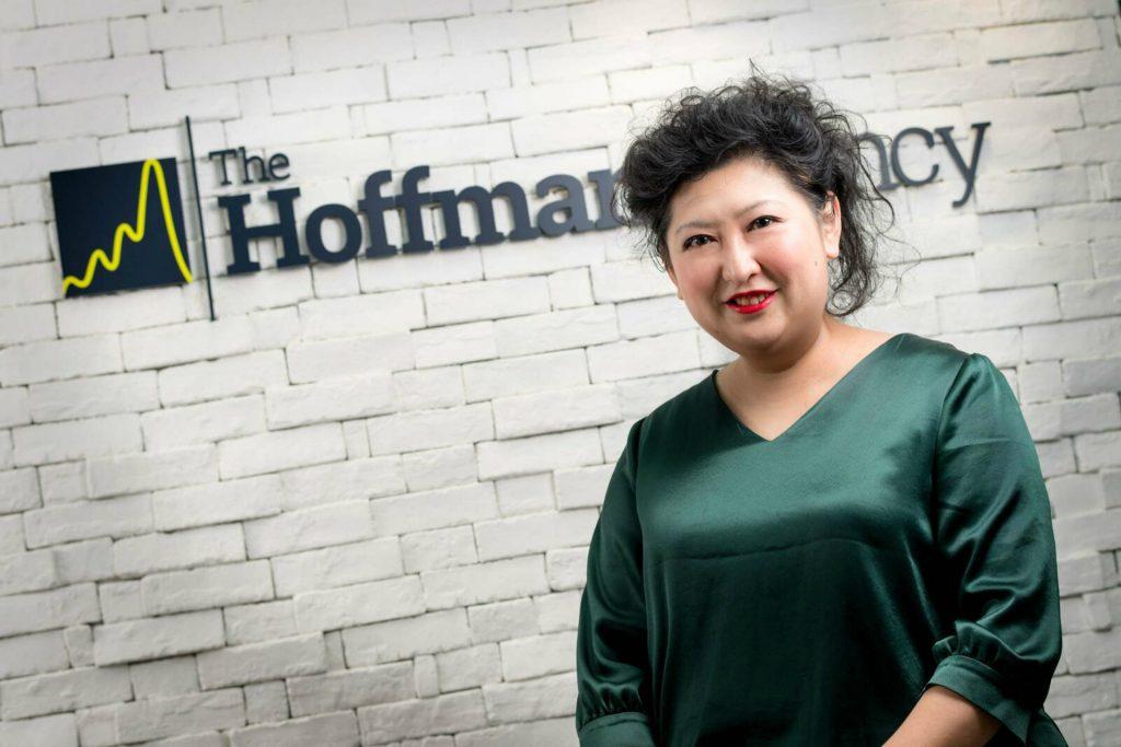 讓台灣的人才和品牌站上國際舞台- The Hoffman Agency亞太區董事總經理許佳齡 Caroline Hsu