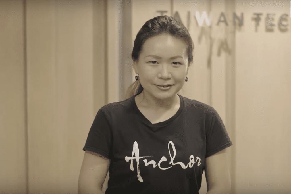 從台灣出發扎根- Founder/CEO of Anchor Taiwan-Elisa Chiu