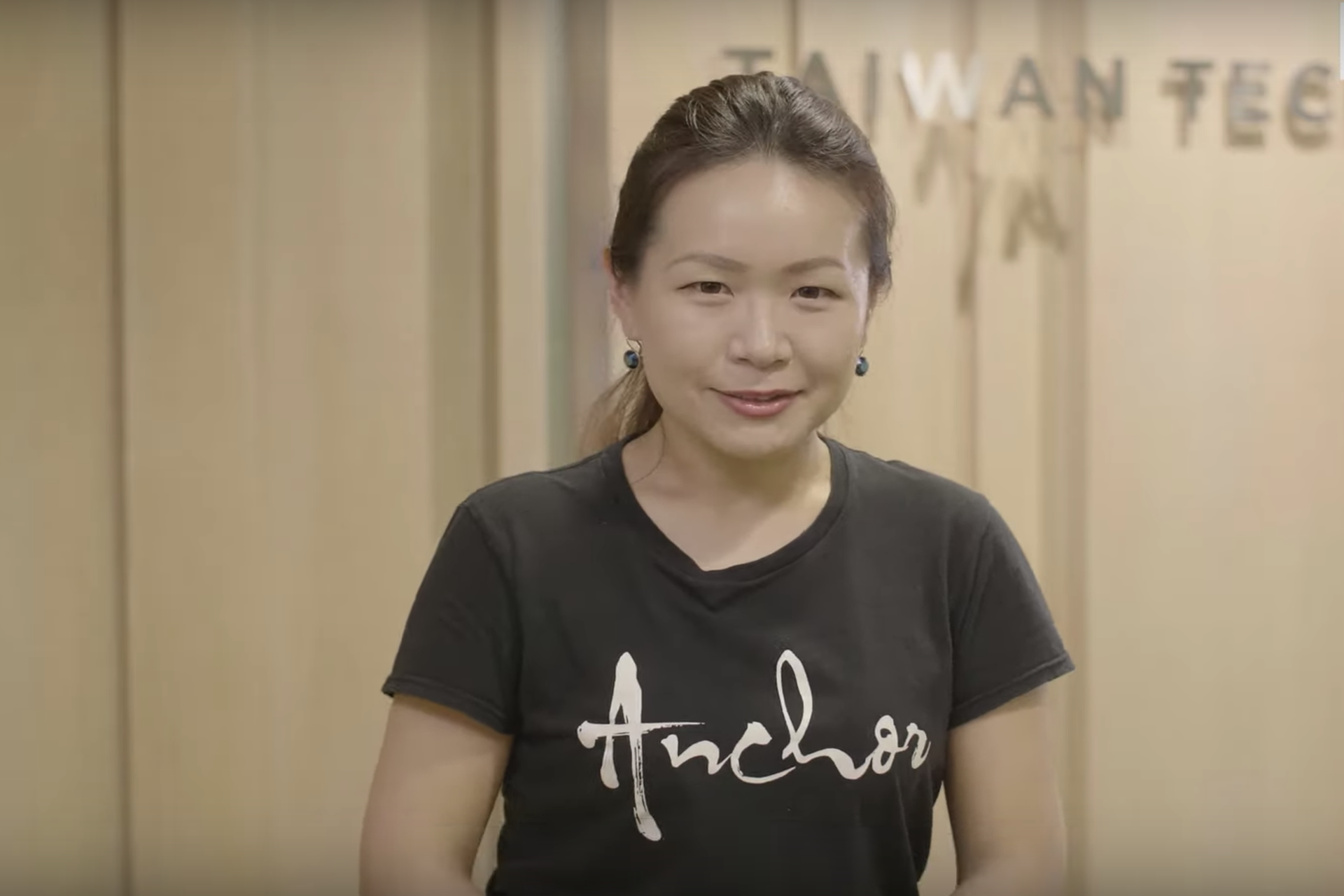 從台灣出發扎根- Founder/CEO of Anchor Taiwan-Elisa Chiu